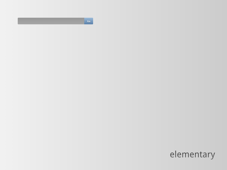 Elementary Homepage by spiceofdesign
