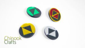 ReBoot PID Pins by ChinookCrafts