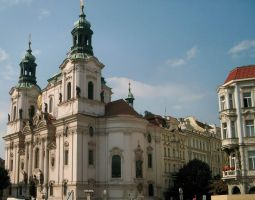 Prague Building 2 by empty-paper-stock