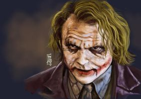 the joker by earache-J