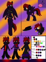 2013 DDB ref *UPDATED* by DarkDreamingBlossom