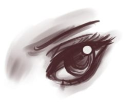 Eye practice by vemorichi