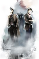 Doctor who 50th aniversary by VitoSs