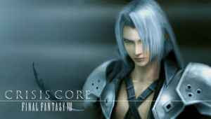 Crisis Core FFVII - Sephiroth by NumberXIIIRoxas22