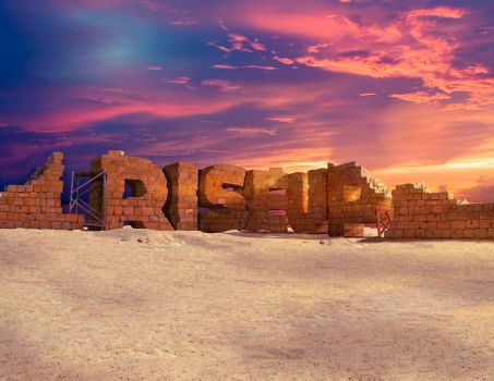 Rise Up v2 by Emberblue