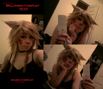 Millianna Cosplay Test (selfie) by Roxxi980