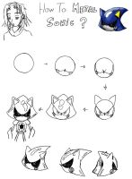 How To Metal Sonic ? by RaianOnzika