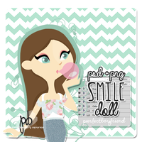 SMILE DOLL PSD+PNG by Peerfectboyfriend