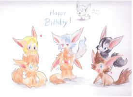 Happy birthday! by Kerui8D
