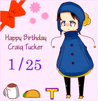 Happy Birthday Craig! by TweekPark