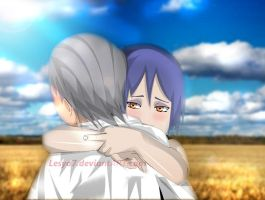 Hidan And Konan kids - Don't go! by Lesya7