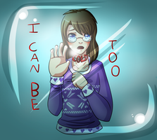 Gift - I Can Be Cold Too by teaunicorn