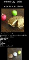 Apple Pie Tutorial by fairchildart