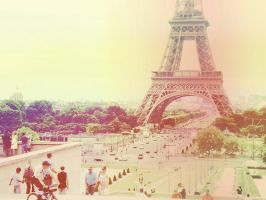 Paris :D by Sirayuh
