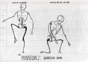 The Mannequin 2: Mannequin Harder by TheLamadude