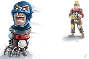 Sweet Revenge. by LittleMeesh