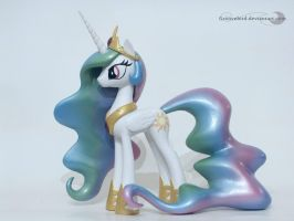 Princess Celestia by Groovebird