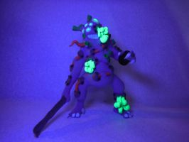 Grotesque (Black Light) by Darkn355S1ay3r