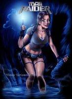 Tomb raider by VinRoc
