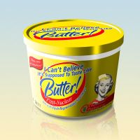 Supposed To Taste Like Butter by Facial-Tic