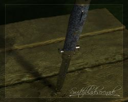 Switchy's Blade by chromosphere