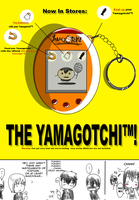 Gintama - THE YAMAGOTCHI by Kisu-Fu