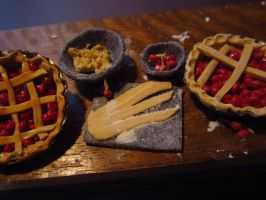 Cherry Pie Prep Board 2 by sonickingscrewdriver