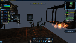 Void2 by marhawkman