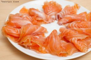 Home-made cured salmon 2 by patchow
