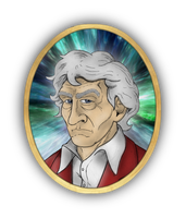 Third Doctor by 94cape69