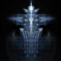 Another Fractal Robot by fractalyzerall