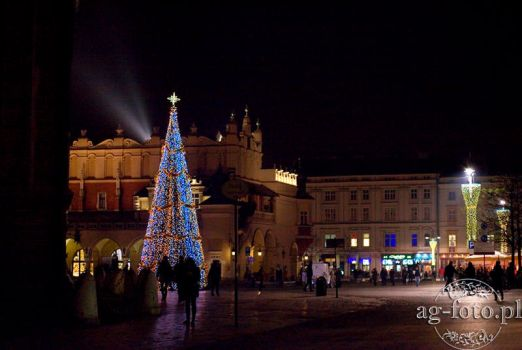 winter in Cracow, Poland    AG-foto.pl by e-uphoria