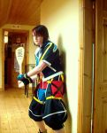 Sora With Yaoi Paddle Cosplay by AmzUchiha
