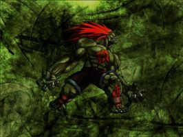 Blanka Wallpaper by GeoFlame