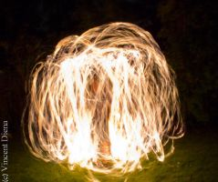 Ball... O' Fire! by Vcent