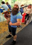 OTAKON 2012- Adventure Time by DoctorTonyStarkWho