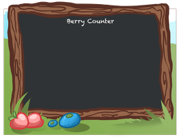 PMA Berry Counter by Novaling