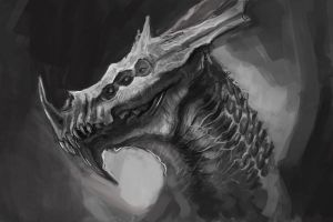 Dragon 01 by VanLogan