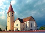 The village church of Kleinzell I by patrickjobst