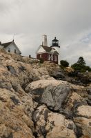 Pemaquid Point Lighthouse 70 by FairieGoodMother