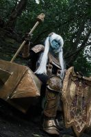 League of Legends: Poppy Cosplay is srs bsns... by SpicaRy