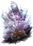 Mewthree / New Form Mewtwo / Mewtwo-Two by NicoNicoNito