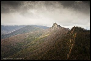 Cathedral Range by Dominion-Photography