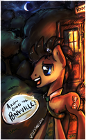 Doctor Whooves by Velexane
