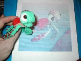 Pipe Cleaner Squirt by fuzzymutt