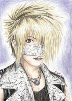 REITA (The GazettE) by Samy-Consu