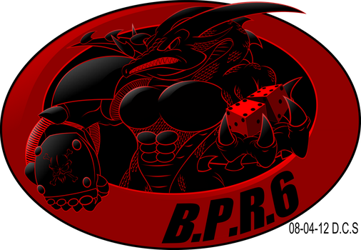 Battle Plane Role 6 Badge by Drawing-elite-9