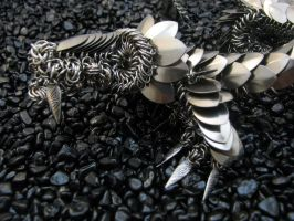 Scale and Maille Dragon4 by BorealisMetalWorks