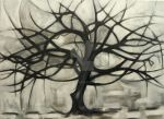 De grijze boom/ the grey tree by maartify