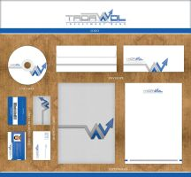 tadawol corporate identity by pampilo